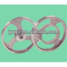 Caja de engranajes de gusano de aleación de aluminio fundida a presión OEM