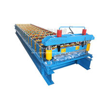 Color Steel Metal Rib Profile Making Machine