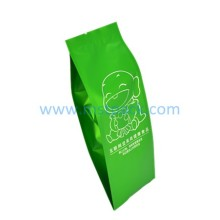 custom printing packing for snack, side gusset dried nuts peanuts packing pouch