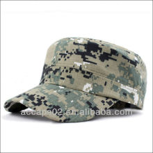 Casquillo 100% del ejército del algodón de la lona y sombrero