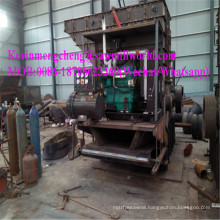Diesel Stump Crusher Mobile Shredder Wood Chipper Machine Made in China