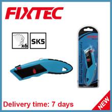 Fixtec Ручной инструмент Zinc-Alloy Утилита Нож с 6PCS Sk5 Лезвия