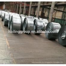 Material de construcción de la exportación de acero de China, precio de fábrica de la bobina de acero fría galvanizada