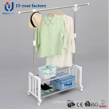 0317b Single-Pole Telescopic Clothes Hanger