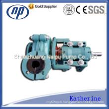 Horizontal Rubber Wear Liner and Impeller Pump (50ZJR)