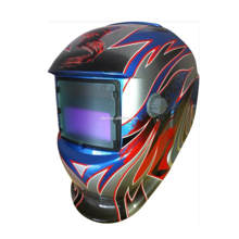 Auto darkening welding helmet welder face mask