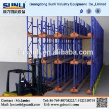 Neue Technologie Radio Shuttle Storage Stahlregal