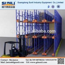 New Technology Radio Shuttle Storage Steel Rack