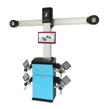 3d Car Wheel Alignment Machine Price High quality tire changer best price wheel balancing machine For Sale