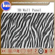 Fashion designs factory price 3d wall panels eco environnement interior deco