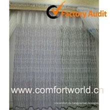 Органза ткань занавеса вышивка