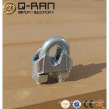 Hierro maleable hierro maleable/abrazadera cable abrazadera