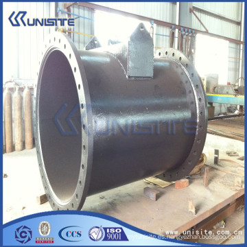 Tubo de estructura personalizada para la estructura de dragas (USC4-003)
