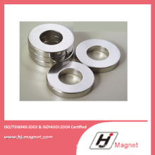 Promotional Hot Sale Super NdFeB Ring Magnet N35m with High Quality Manufacturing Process