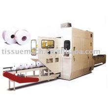 log saw of toilet roll machine