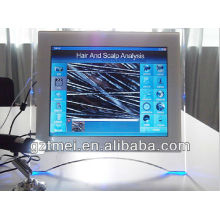 2013 newest style boxy skin and hair analyzer
