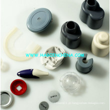 Customized OEM / ODM PP colorido / PE / ABS Plastic Fitting