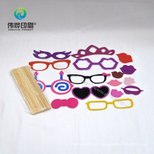 Wholesale Custom Paper Printing Party Decoration Masks