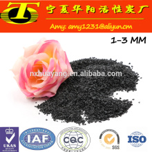 Abrasive materials black fused alumina oxide powder for grinding wheels