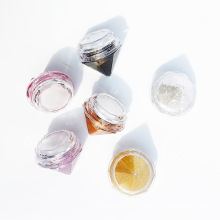 Wholesale Custom Label 6 Colors Waterproof Glitter Liquid  Long Lasting Shinny Eyeshadow Cosmetics