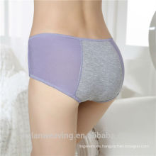 Lady Water Proof Periodo Panty Anti Leaking ropa interior