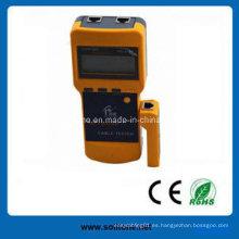Probador múltiple del cable del LCD de la función de RJ45 a RJ45