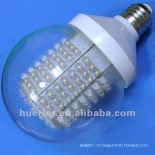 2014 alibaba best seller 100-240V 220v 110v 24v 12v b22 e26 e27 10w прозрачный или матовое покрытие большие круглые лампочки