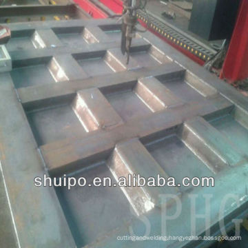 Shuipo dumper automatic welding machine / Dump Truck floor welding Equipment
