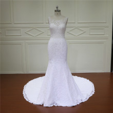 Mermaid Bridal Gown Long Tail Bridal Dress 2017