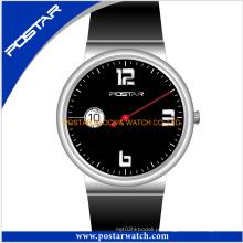 Nova chegada colorida viva impermeável relogio relógio de pulso para homens e mulheres