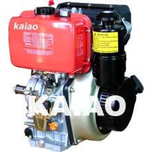 Motor diesel de venta caliente monocilíndrico de 8.4HP (KA186F)