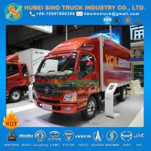 Aumark 5T Van Truck for Hot Sale