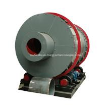 Máquina confiable del secador rotatorio del gas de la arena