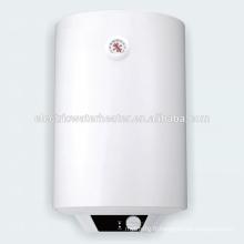 100Liter installation murale verticale chauffe-eau sur demande douche