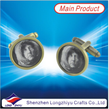 Human Portrayal Photo Cufflinks