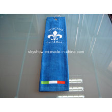 Gedrucktes Golf Handtuch (SST1041)