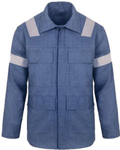 fr jacket blue
