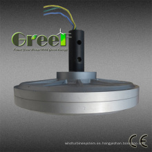 Made in China 2kw generador de imán permanente sin núcleo