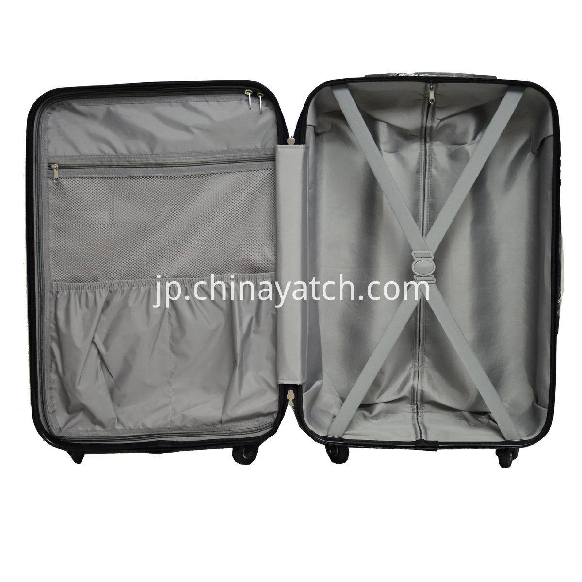 Cabin Size EVA Trolley Luggage