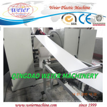 Linha de produção da máquina da planta da fabricação das bandagens de borda do PVC do plástico