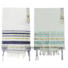 New Traditional Jewish Judaism Judaica Kosher Tallit Prayer Shawl Talit