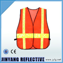 child hi viz PVC reflective security vest