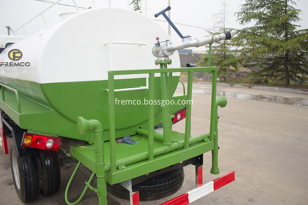 10000 litre water tank truck for sale