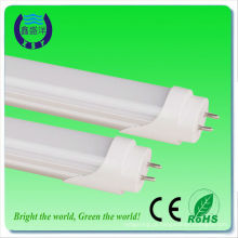 100lm / w alto lúmen 4ft dlc ul de poupança de energia t8 levou tubo luz tubo de 1,2m levou luz tubo