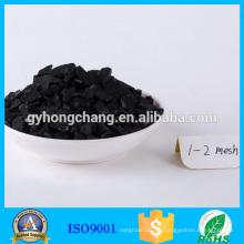 Uso médico absorbente de carbón activado de coco de la industria química