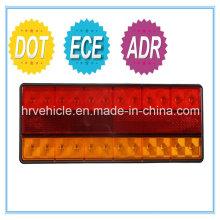 LED Tail Turn Signas Tailer Lâmpada