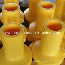 Pièces d'injection en plastique faites sur commande d'OEM (tuyau)