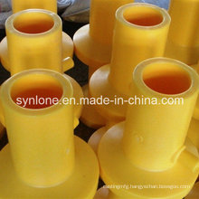 OEM Custom Made Plastic Injection Parts (pipe)