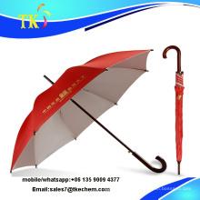Paraguas de golf / umbralla recto / paraguas de alta calidad