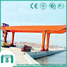 Double Beam Gantry Crane with Capacity 10 Ton